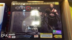 PlayStation 4 Pro 1TB Limited Edition Console - God of War