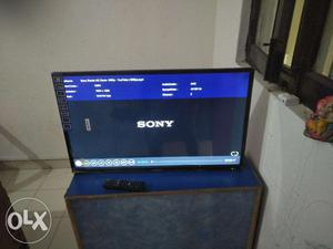 New Sony 24 inch full hd led tv with one year warranty