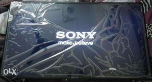 New Sony 42 inch Slimmest full hd led tv with one year