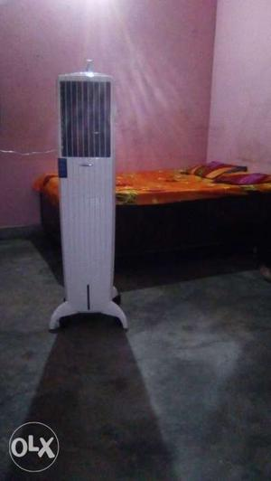 Urgent sell symphony diet 50 ltr air cooler one