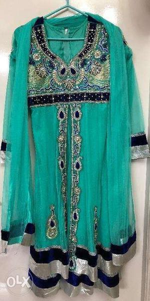 Fancy churidhar for girls