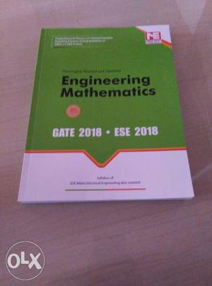 Good book for gate and ese preparation and its