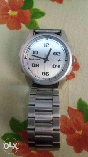 New FASTRACK WATERPROOF WATCH just 3months Old