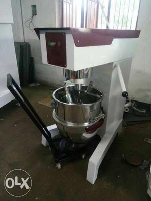 All bakery machines manufacturing company