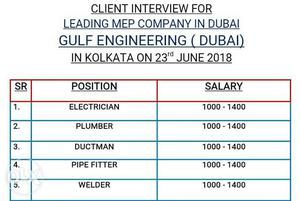 Client Interview For Leading Mep Company In Dubai Text
