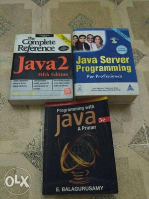 Complete reference java 2 book available in good