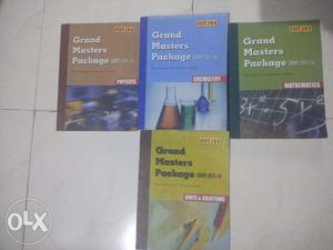 FIITJEE Grand Masters Package (GMP) PCM With Solutions