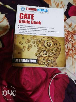 Gate guide book for MECHANICAL at best price,