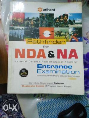 NDA and NA full syllabus for entrance exam by