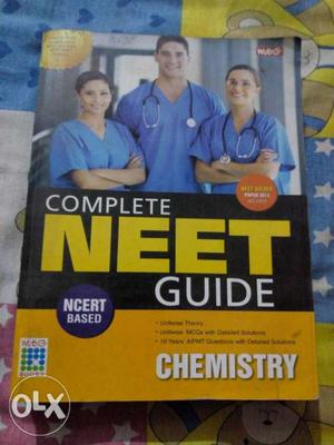 NEET complete guide for CHEMISTRY