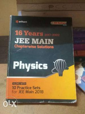 Physics mains. past year question papers and mock papers