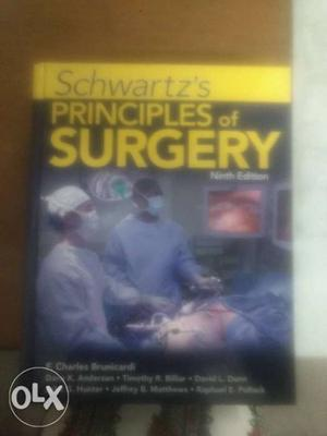 Schwartz's Principles Of Surgery Book