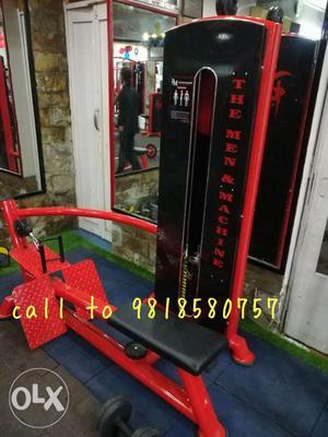 Startechhigh full club gym equipment machine setup new all