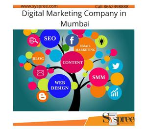 Syspree | Digital Marketing Company | Mumbai | Thane Mumbai
