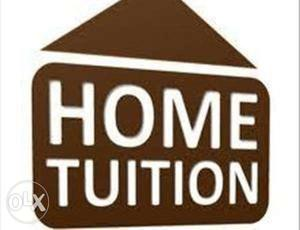 We require female teachers for Home tuition. for