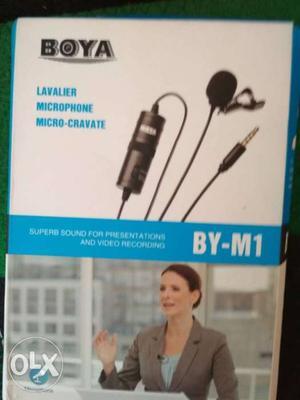 Boya BY-M1 Microphone New