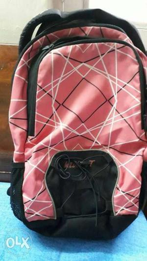 Brand new wildcraft back pack\ laptop bag