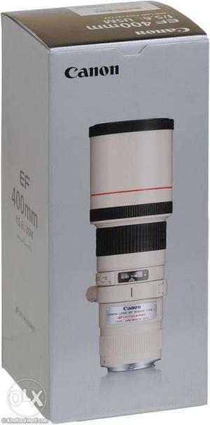 Canon EF mm FL IS I Usm Zoom Lens