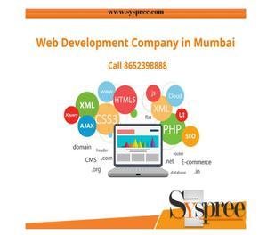 Creative Web Developers in Mumbai - Syspree Mumbai