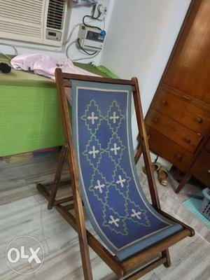 Easy chair from Fab india... In good condition