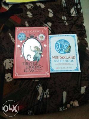 On this book u also get wonderland pocket book