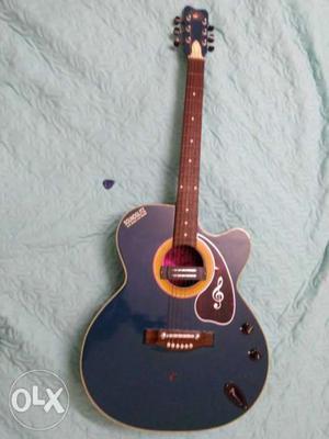 Soundglitz Guitar for sale in new condition.