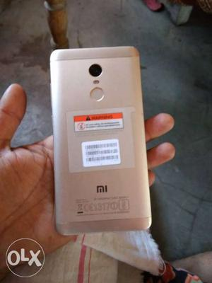 MI Note 4 64GB 6 month old 6 month warranty