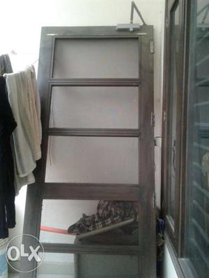 Wooden net door in good condition.