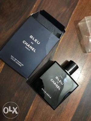 Bleu De CHANEL Perfume for men With Box