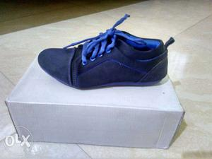 Blue Casual Shoes for girls or women