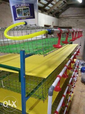Kaada cage manufacturing company in kerala India