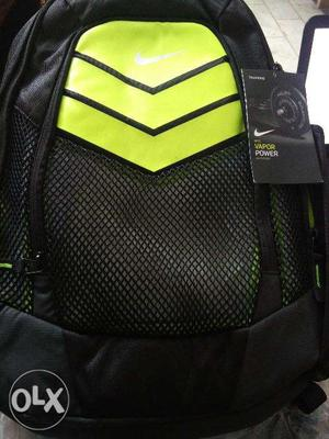 BRAND NEW Original NIKE bag for Rs.  ONLY...tags on