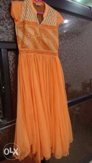 New dress free size for all girls