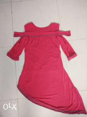 New fasonable top for girls.. (size XL)