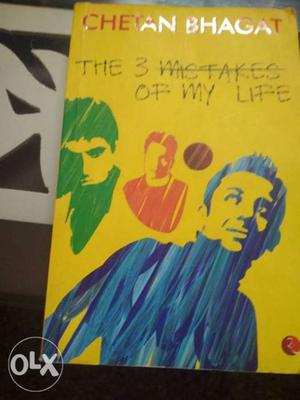 3 mistakes of my life by chetan bhagat essence of
