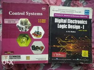 Control system and digital electronics and logic