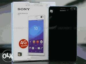 Excellent condition SONY EXPERIA C4 dual 4G with