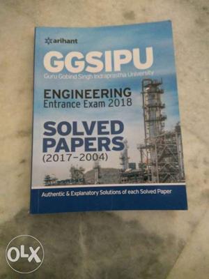 Latest Book For Indraprastha University Delhi