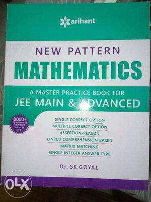 New Pattern Mathematics For Jee Main And Advanced By Dr