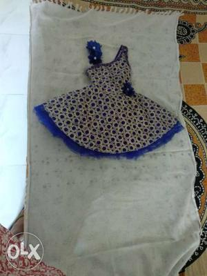 1st hand dress 9 months to 1.5 years depends on