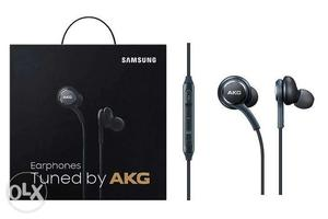 Brand New Original Earphones Tuned by AKG from