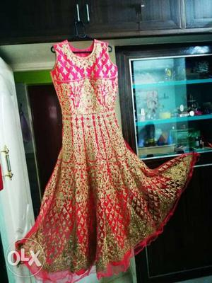 Brand new bridal dress for sale size L for