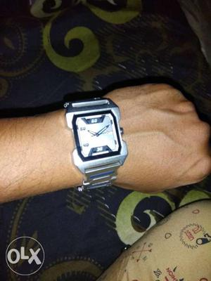 It is a fastrack branded watch it bought on
