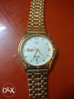 New unused Original Timex Watch for Men. Medium-sized (Box