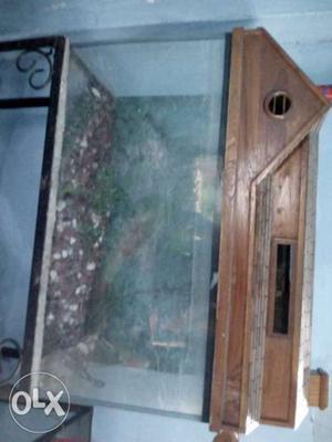 Fish tank 2.5 feet oxygen machine