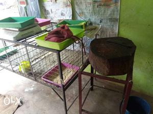 Poultry shop items for sale in new condition