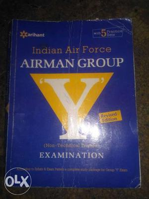 Superb book for preparation of Indian air Force