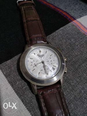 Swiss 1 lakh now 10k original antique wrist watch very old