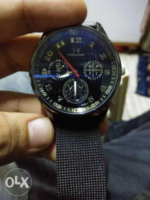 V8 Collection Limited Edition Wrist Watch In