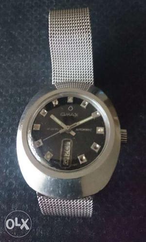 Vintage Swiss Omax 17 Jewels watch